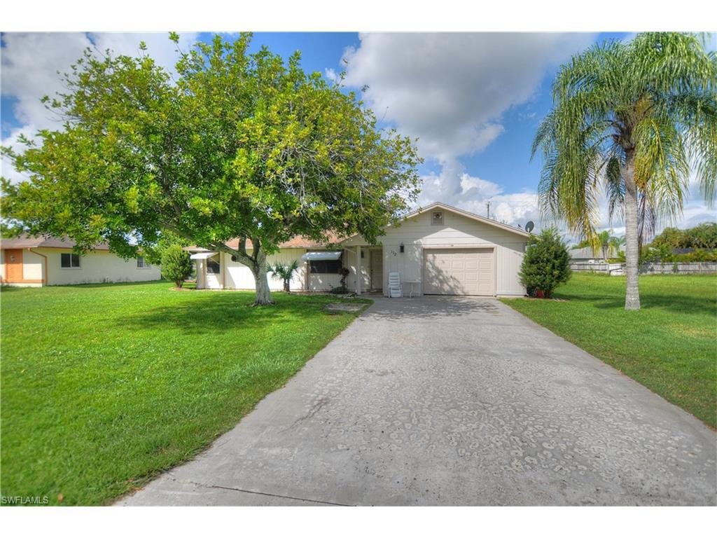 112 NE 10th Ave, Cape Coral, FL 33909 (#216059226) :: Homes and Land Brokers, Inc