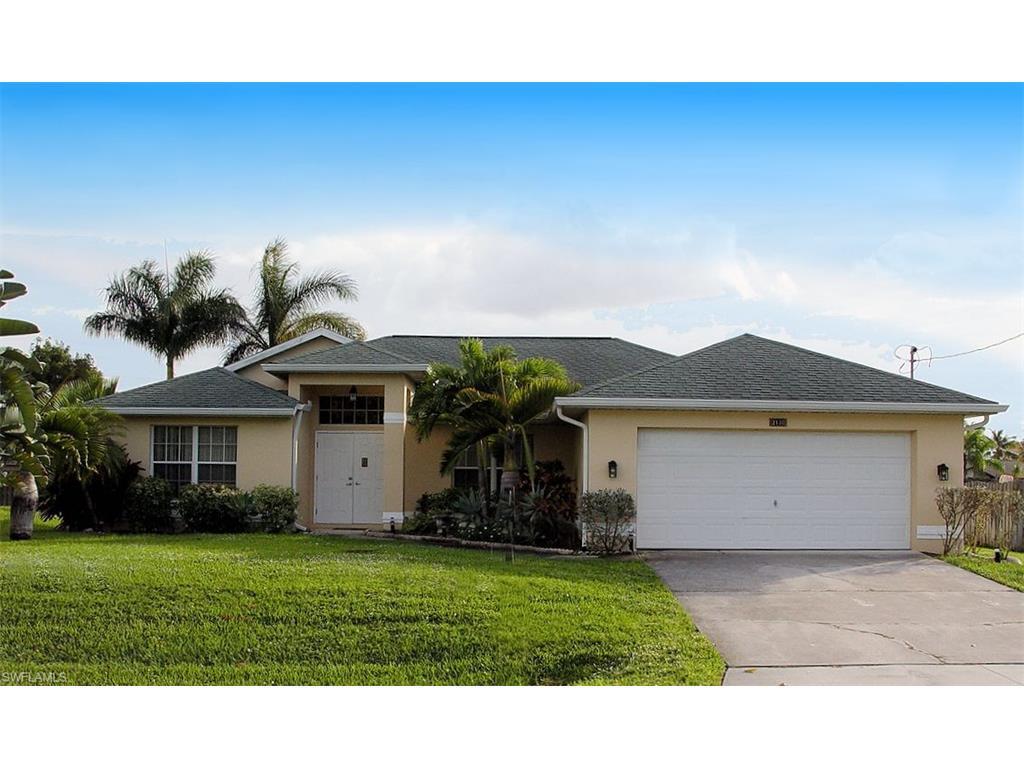 2130 Cape Coral Pky W, Cape Coral, FL 33914 (MLS #216059335) :: The New Home Spot, Inc.