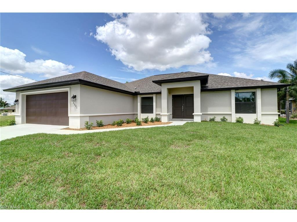 2521 SW 25th Ave, Cape Coral, FL 33914 (MLS #216059339) :: The New Home Spot, Inc.