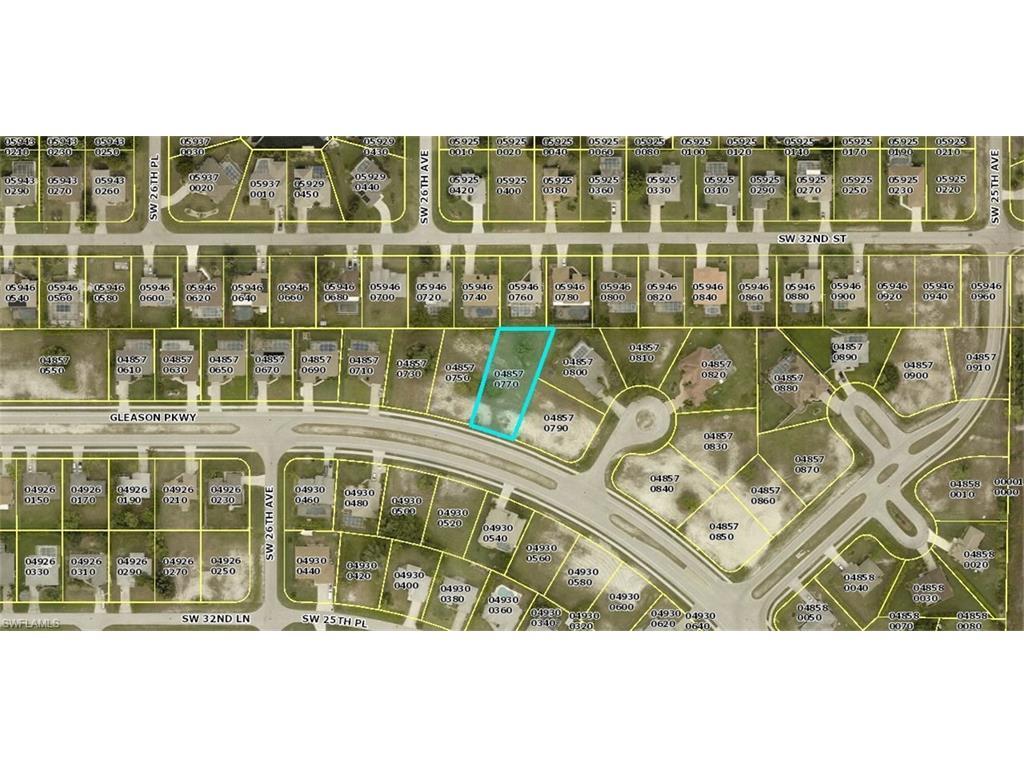 2537 Gleason Pky, Cape Coral, FL 33914 (MLS #216059364) :: The New Home Spot, Inc.