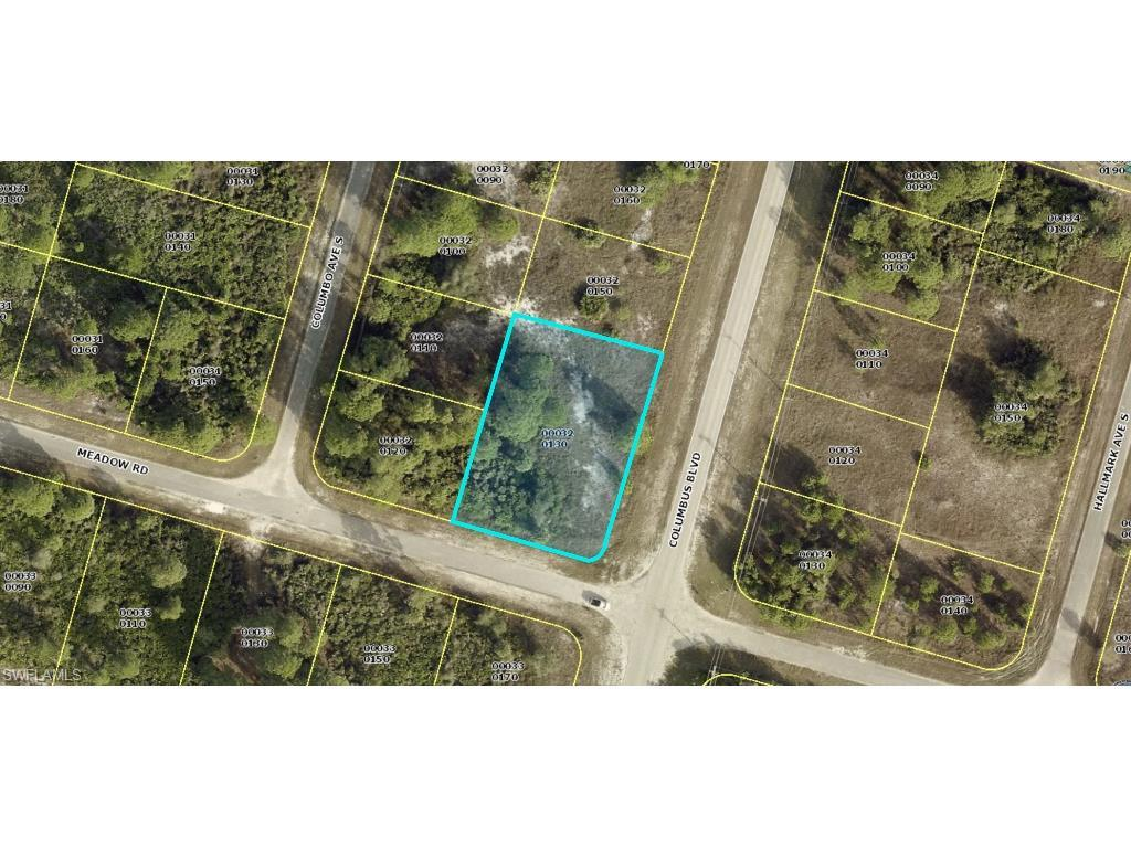 1154 Columbus Blvd, Lehigh Acres, FL 33972 (#216059427) :: Homes and Land Brokers, Inc