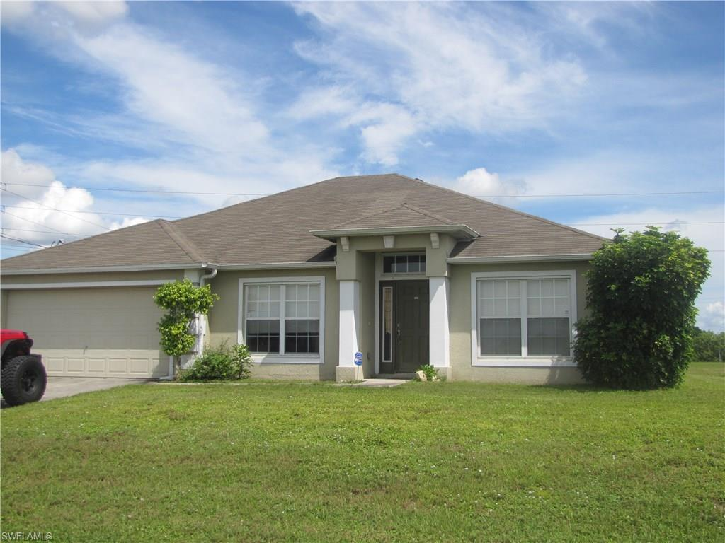 2307 NW Juanita Pl, Cape Coral, FL 33993 (MLS #216059432) :: The New Home Spot, Inc.