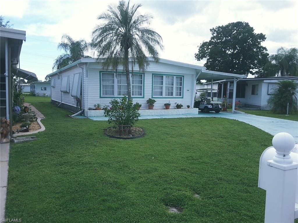 770 Knotty Pine Cir, North Fort Myers, FL 33917 (#216059463) :: Homes and Land Brokers, Inc