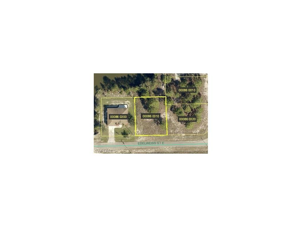 1237 Edelweiss St E, Lehigh Acres, FL 33974 (#216059574) :: Homes and Land Brokers, Inc