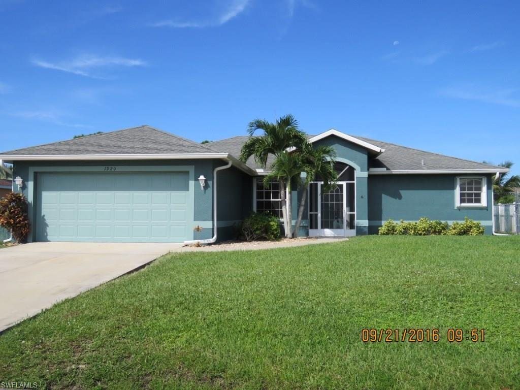 1920 NW 13th Pl, Cape Coral, FL 33993 (MLS #216059579) :: The New Home Spot, Inc.