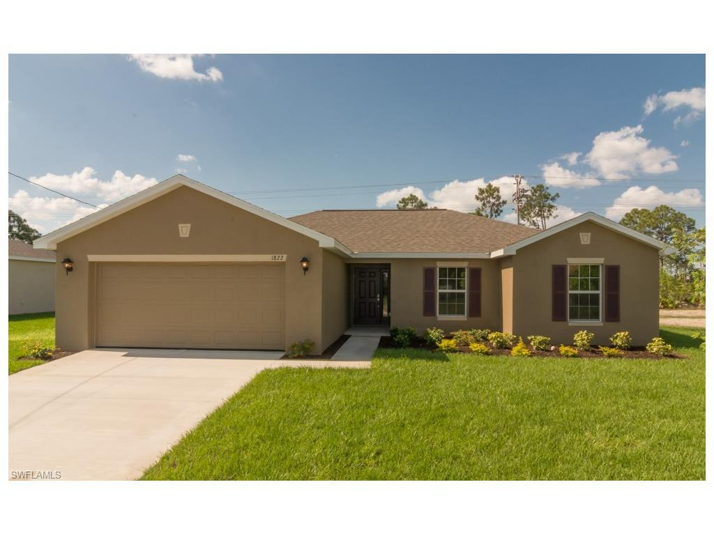830 SW 16th Ter, Cape Coral, FL 33991 (MLS #216059631) :: The New Home Spot, Inc.