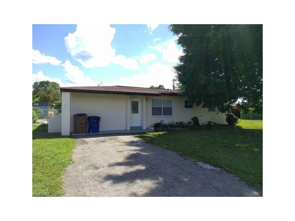 506 E Jasmine Rd, Lehigh Acres, FL 33936 (#216059682) :: Homes and Land Brokers, Inc