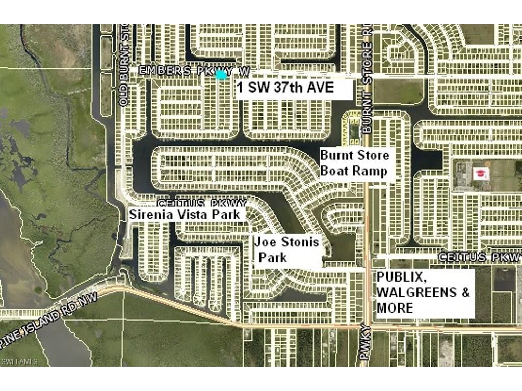 1 SW 37th Ave, Cape Coral, FL 33991 (#216059711) :: Homes and Land Brokers, Inc