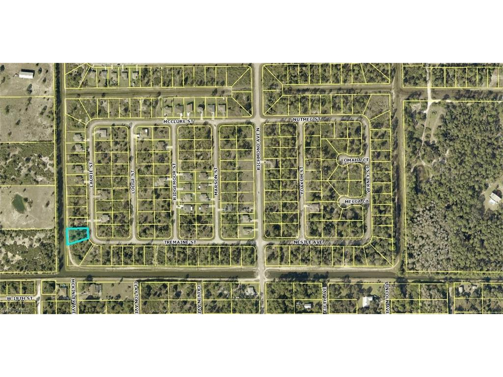 1813 Laurie St, Lehigh Acres, FL 33972 (MLS #216059728) :: The New Home Spot, Inc.