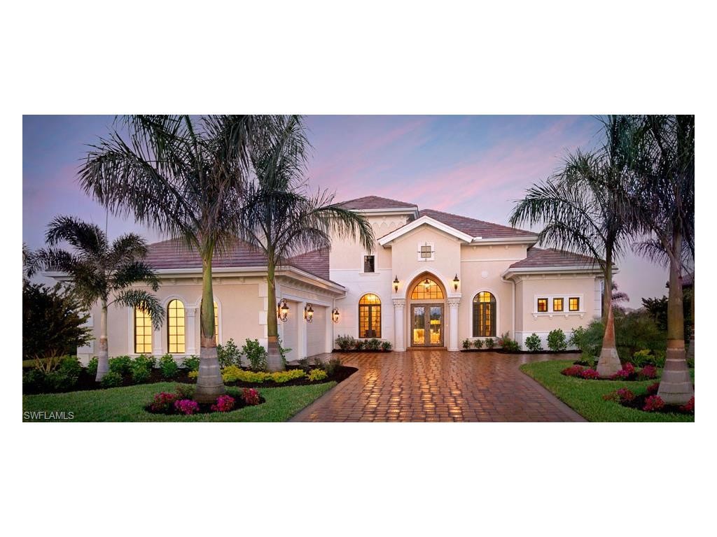 9582 Via Lago Way, Fort Myers, FL 33912 (MLS #216059782) :: The New Home Spot, Inc.