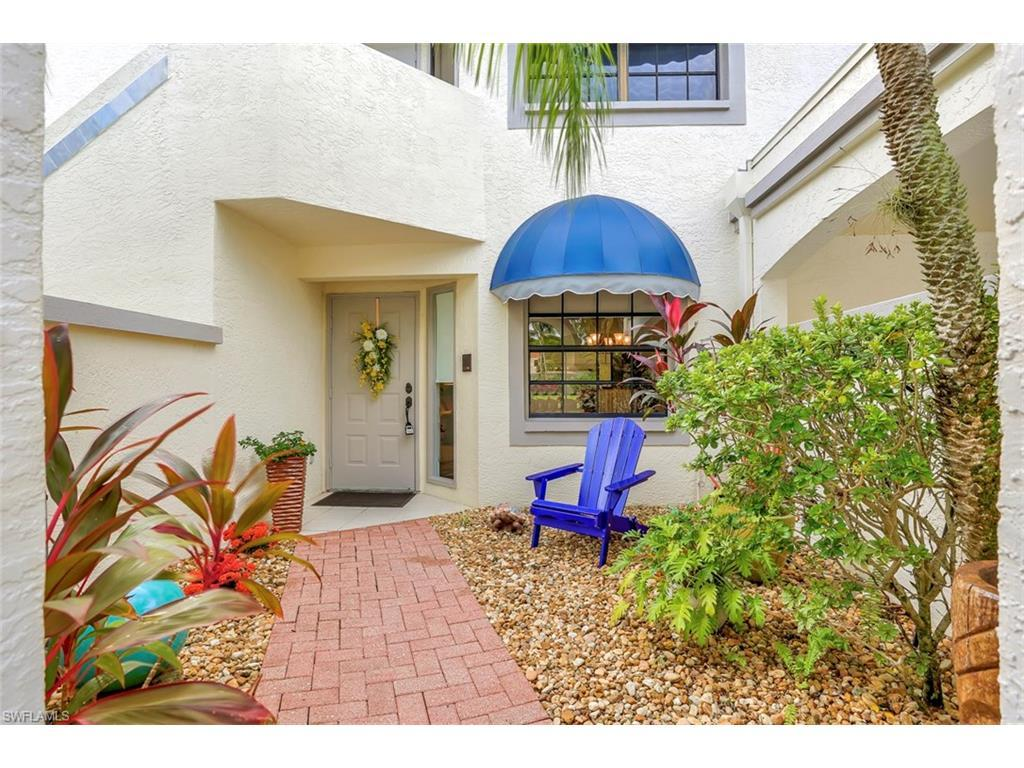 9603 Halyards Ct #15, Fort Myers, FL 33919 (#216059864) :: Homes and Land Brokers, Inc