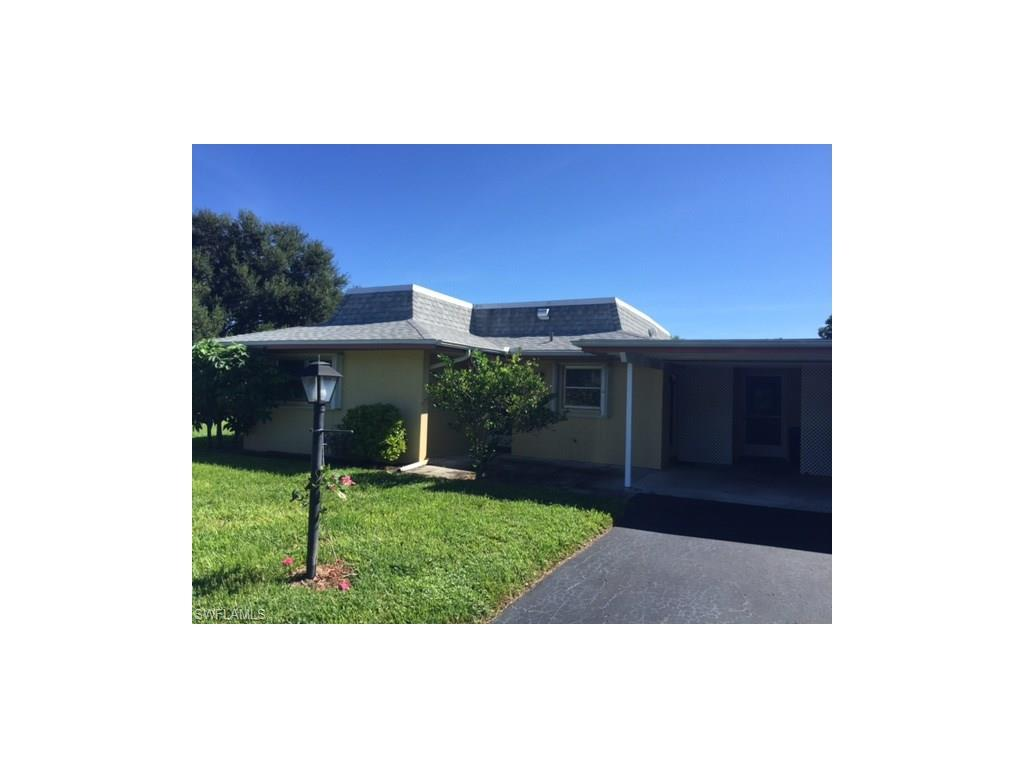 503 Pangola Dr, North Fort Myers, FL 33903 (#216060077) :: Homes and Land Brokers, Inc