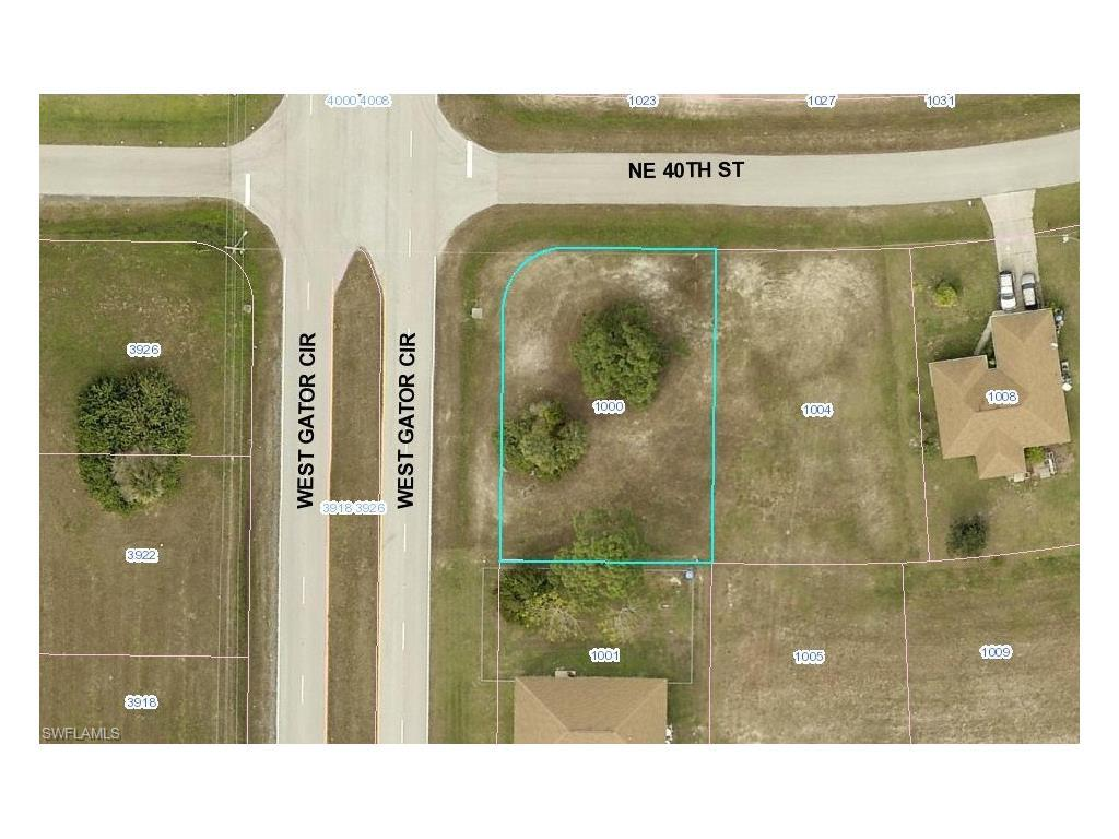 1000 NE 40th St, Cape Coral, FL 33909 (#216060268) :: Homes and Land Brokers, Inc