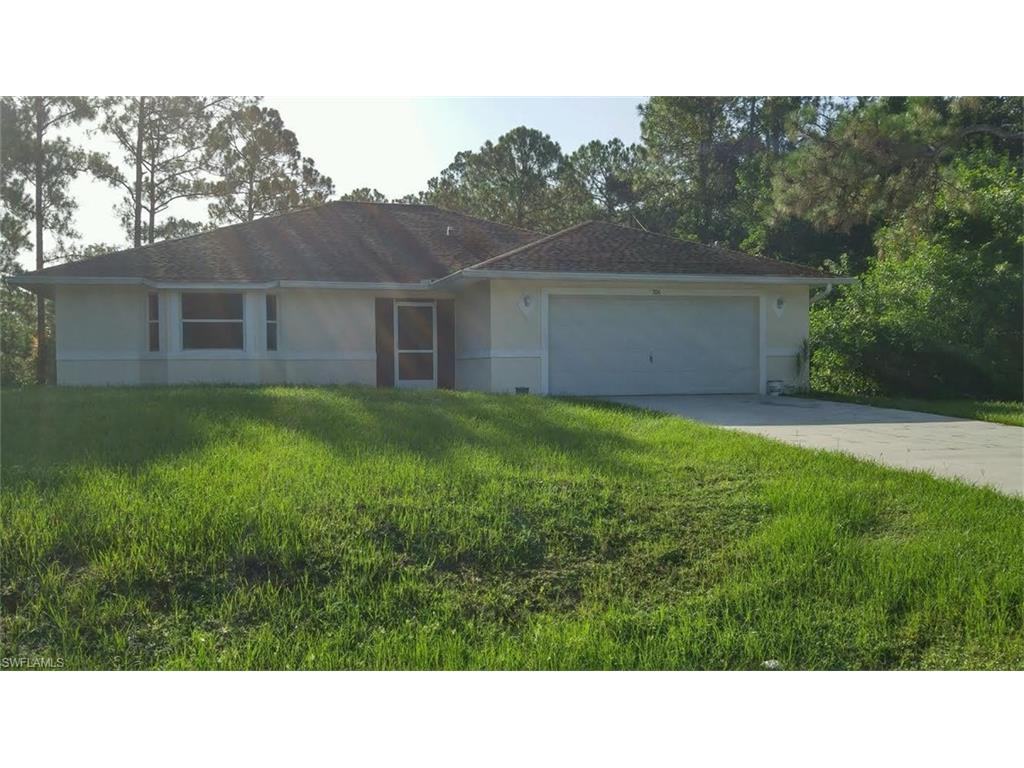 706 Michael Ave, Lehigh Acres, FL 33936 (MLS #216060361) :: The New Home Spot, Inc.