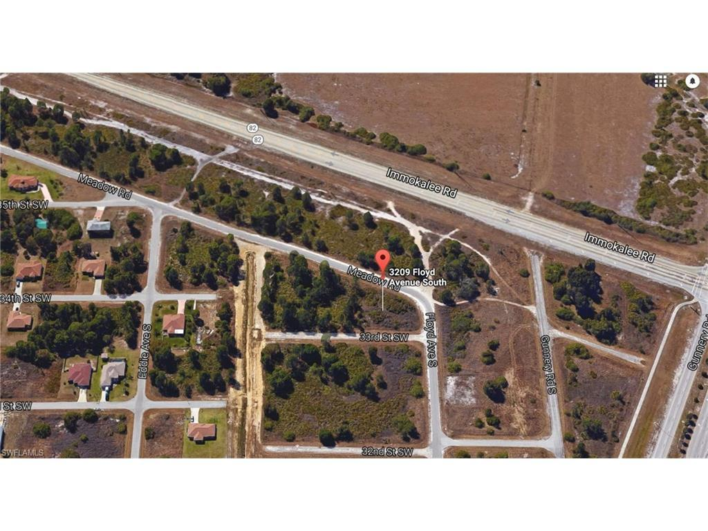 3209 Floyd Ave S, Lehigh Acres, FL 33976 (MLS #216060407) :: The New Home Spot, Inc.