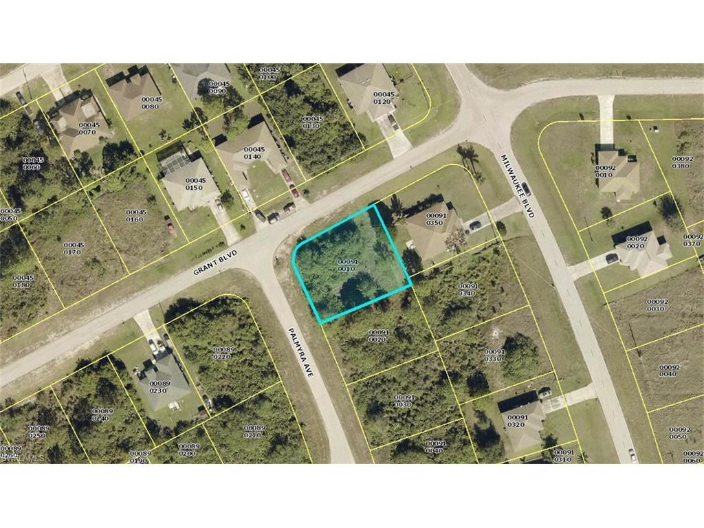 401 Palmyra Ave, Lehigh Acres, FL 33974 (#216060532) :: Homes and Land Brokers, Inc