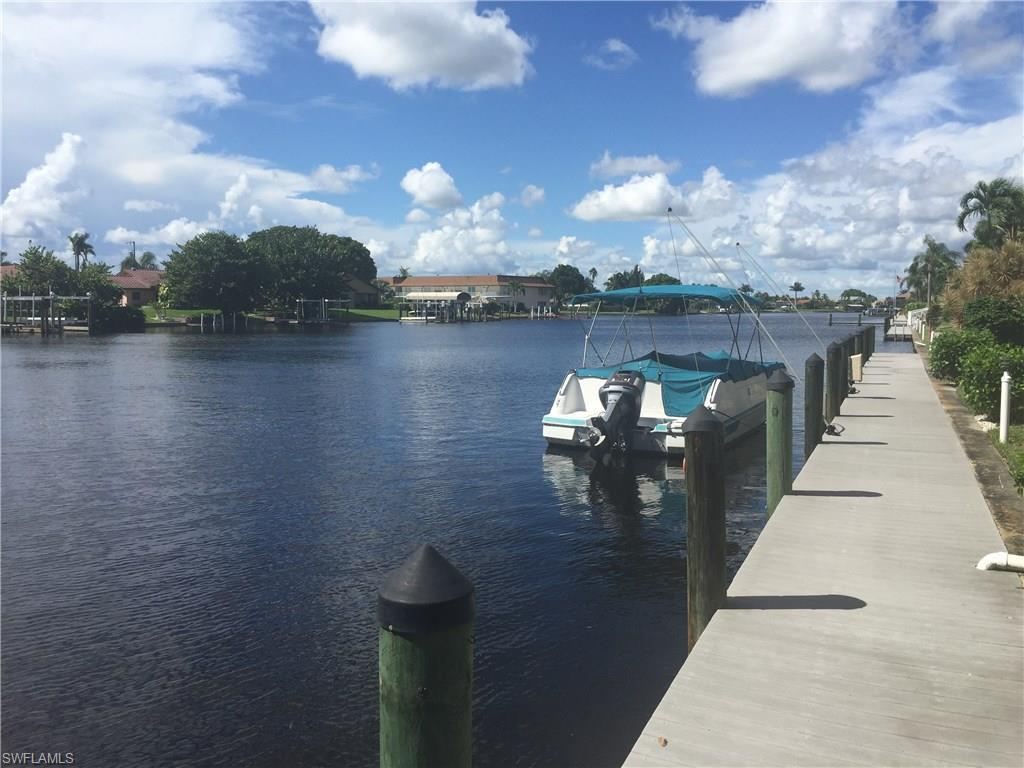 4116 SE 19th Ave #201, Cape Coral, FL 33904 (MLS #216060533) :: The New Home Spot, Inc.