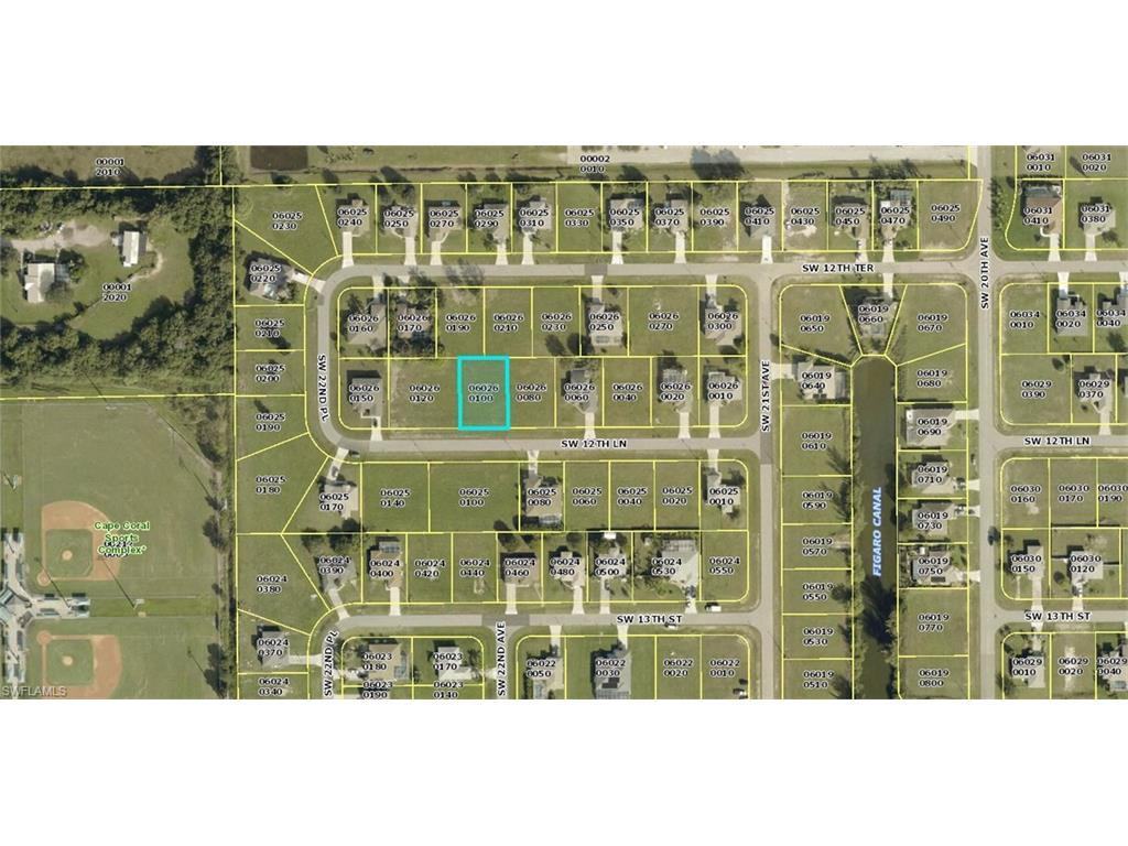 2205 SW 12th Ln, Cape Coral, FL 33991 (#216060548) :: Homes and Land Brokers, Inc