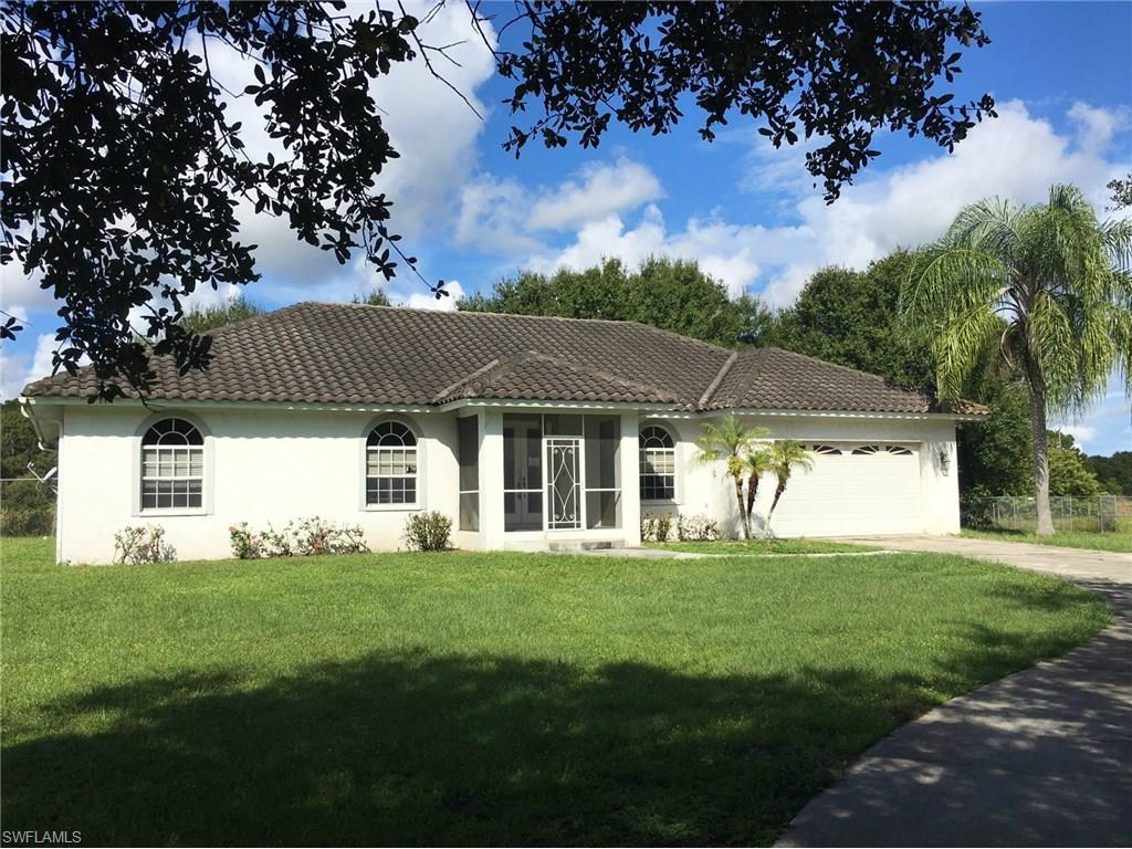 20101 Huffmaster Rd, North Fort Myers, FL 33917 (#216060598) :: Homes and Land Brokers, Inc