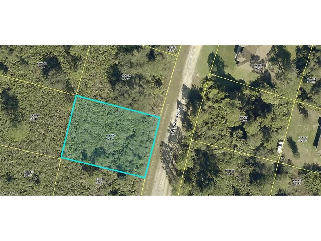 160 Everson Ave S, Lehigh Acres, FL 33974 (#216060671) :: Homes and Land Brokers, Inc