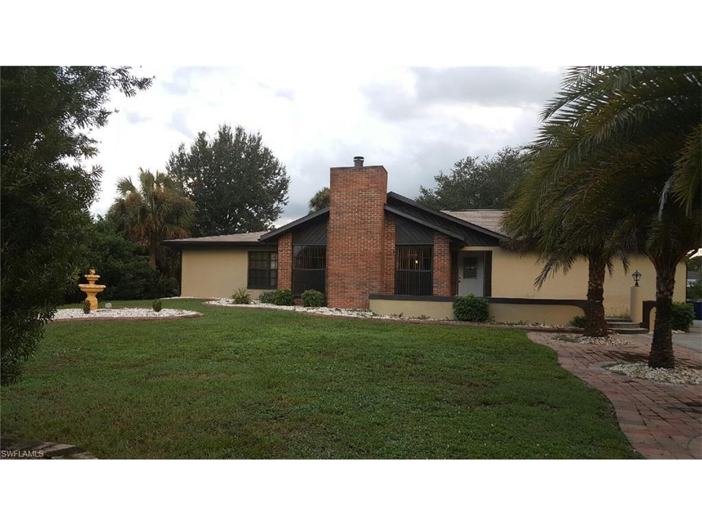 401 Maple Ave N, Lehigh Acres, FL 33972 (MLS #216060748) :: The New Home Spot, Inc.