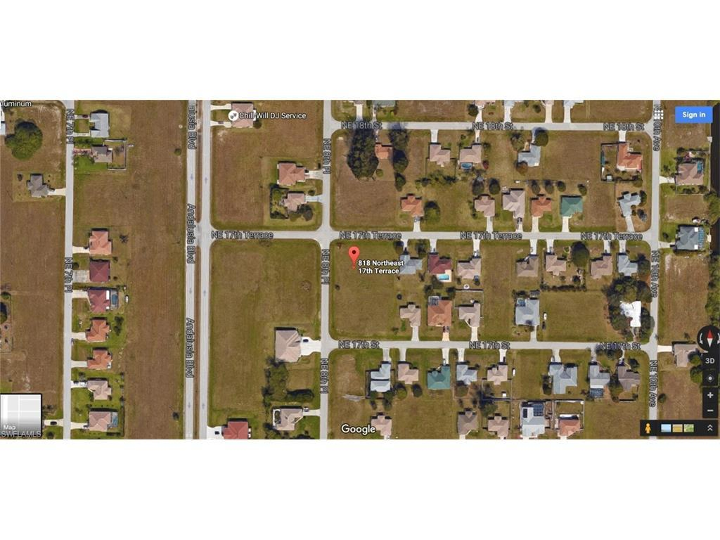 818 NE 17th Ter, Cape Coral, FL 33909 (MLS #216060755) :: The New Home Spot, Inc.
