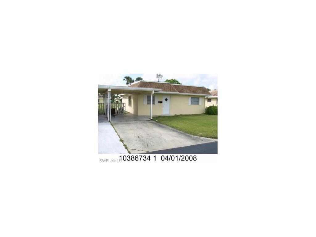 2206 Gardenia Way #4, Lehigh Acres, FL 33936 (MLS #216060796) :: The New Home Spot, Inc.