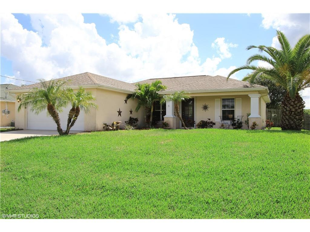 4911 Bygone St, Lehigh Acres, FL 33971 (MLS #216060798) :: The New Home Spot, Inc.