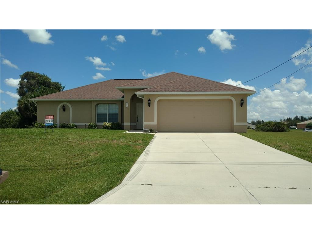 313 NW 16th Pl, Cape Coral, FL 33993 (MLS #216060809) :: The New Home Spot, Inc.