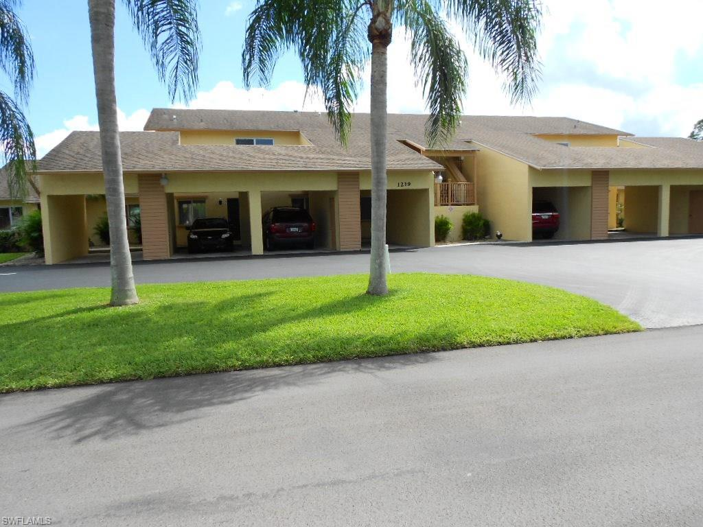 1219 SE 23rd Pl #6, Cape Coral, FL 33990 (#216060890) :: Homes and Land Brokers, Inc