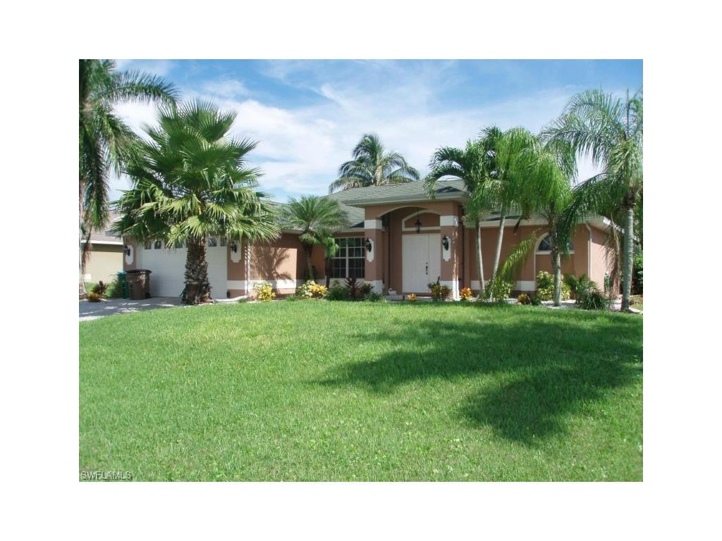 2524 SW 31st St, Cape Coral, FL 33914 (#216060900) :: Homes and Land Brokers, Inc