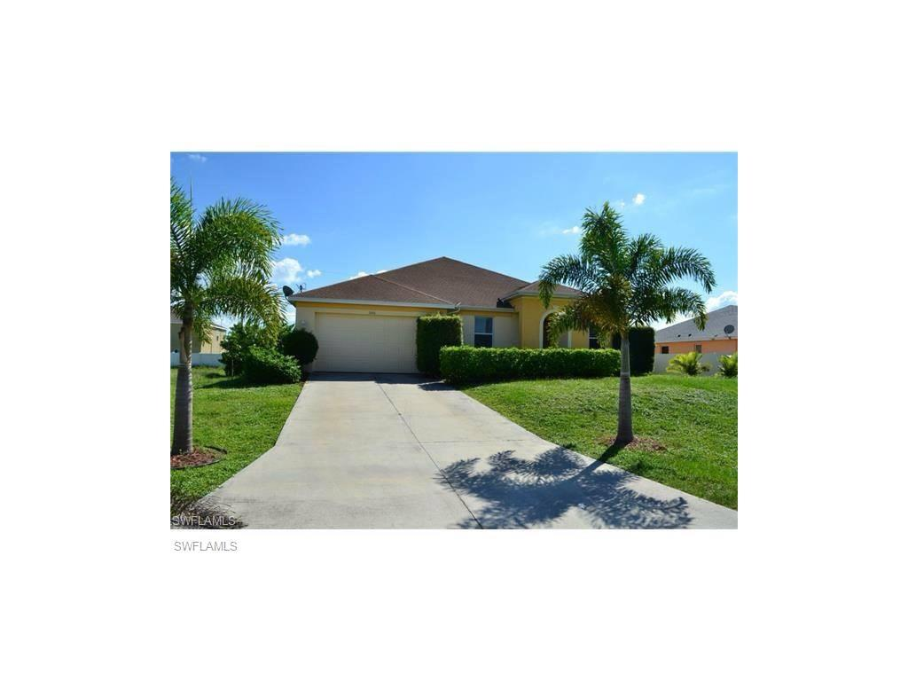 1406 NE 9th Ter, Cape Coral, FL 33909 (#216060949) :: Homes and Land Brokers, Inc
