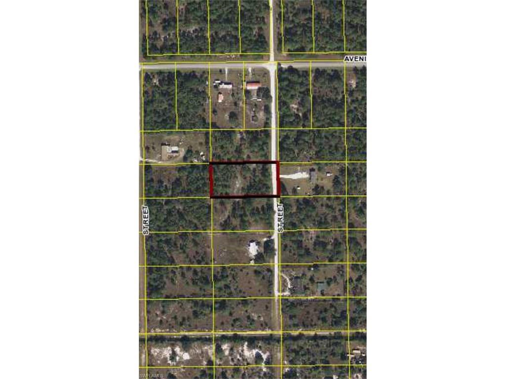 130 S Sendero St, Clewiston, FL 33440 (#216060960) :: Homes and Land Brokers, Inc