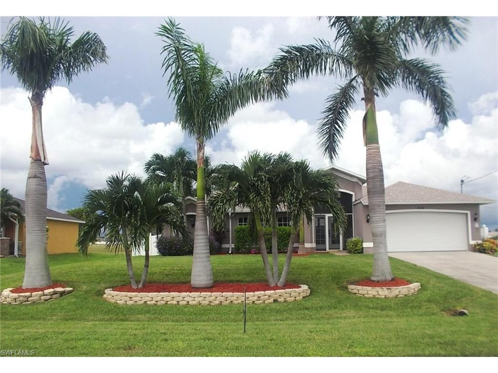 4228 SW 20th Ave, Cape Coral, FL 33914 (MLS #216060979) :: The New Home Spot, Inc.