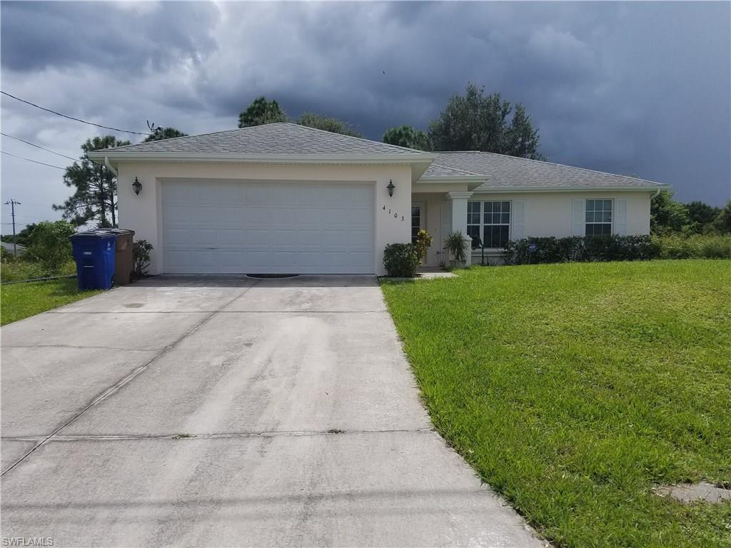 4103 13th St SW, Lehigh Acres, FL 33976 (MLS #216061068) :: The New Home Spot, Inc.