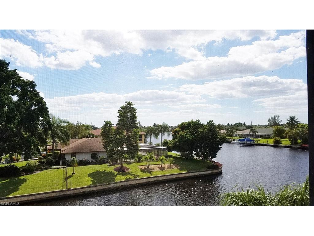 1206 SE 40th St #302, Cape Coral, FL 33904 (#216061089) :: Homes and Land Brokers, Inc