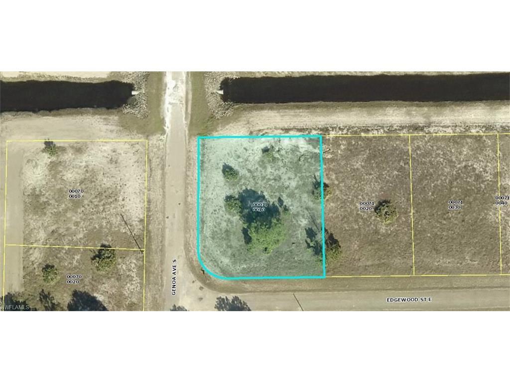 1107 Edgewood St E, Lehigh Acres, FL 33974 (MLS #216061106) :: The New Home Spot, Inc.