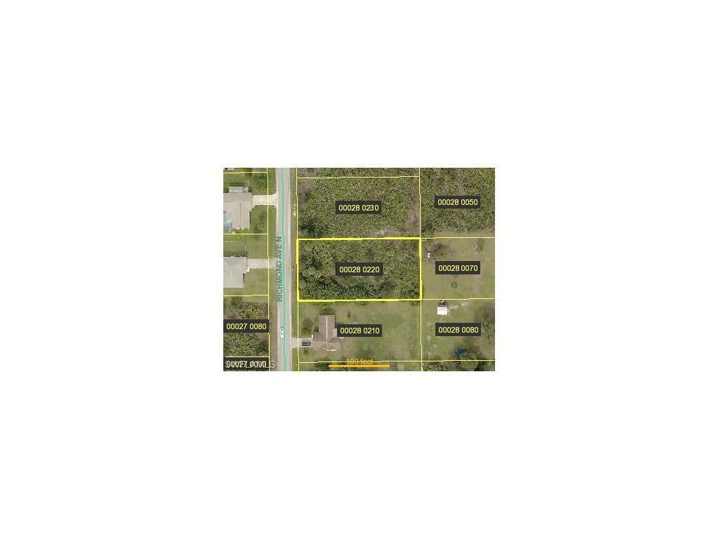 616 Richmond Ave N, Lehigh Acres, FL 33972 (MLS #216061126) :: The New Home Spot, Inc.