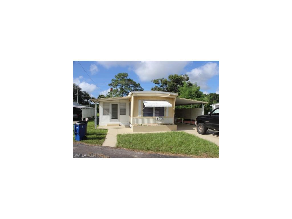 272 Flame Ln, North Fort Myers, FL 33917 (#216061158) :: Homes and Land Brokers, Inc