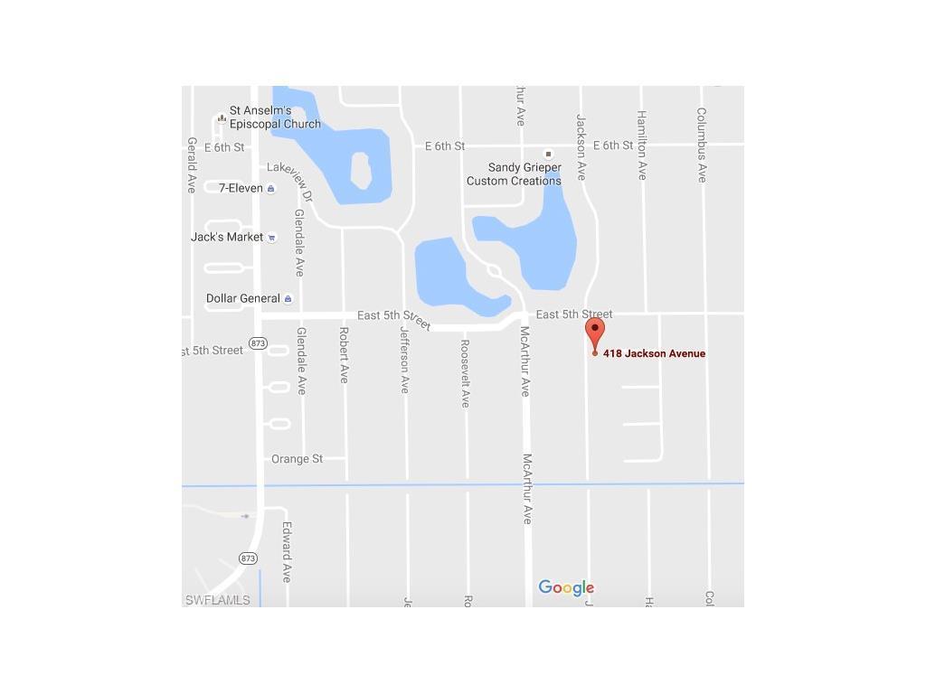 418 Jackson Ave, Lehigh Acres, FL 33972 (MLS #216061255) :: The New Home Spot, Inc.