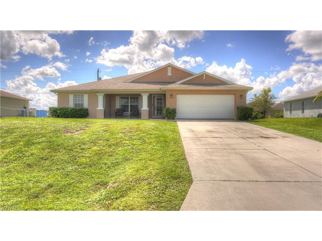 520 NW 26th St, Cape Coral, FL 33993 (MLS #216061529) :: The New Home Spot, Inc.