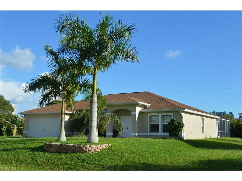 1306 SW 35th Ter, Cape Coral, FL 33914 (#216061573) :: Homes and Land Brokers, Inc