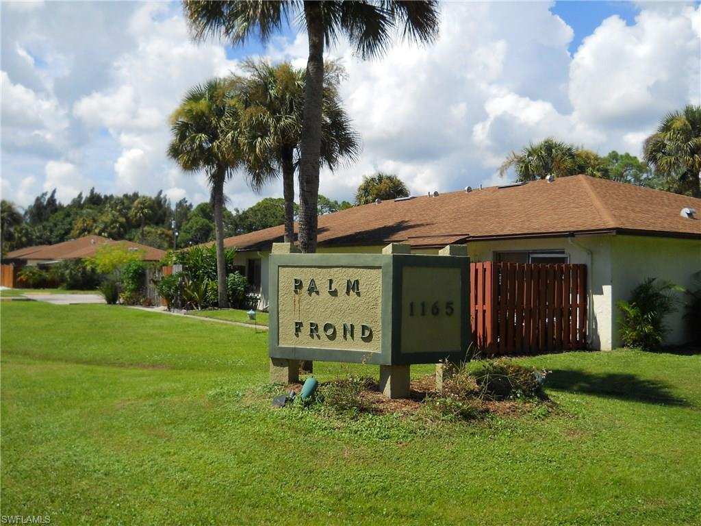 1165 Palm Ave 8A, North Fort Myers, FL 33903 (MLS #216061602) :: The New Home Spot, Inc.