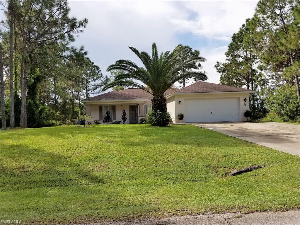 1248 Nimitz Blvd, Lehigh Acres, FL 33974 (MLS #216061643) :: The New Home Spot, Inc.