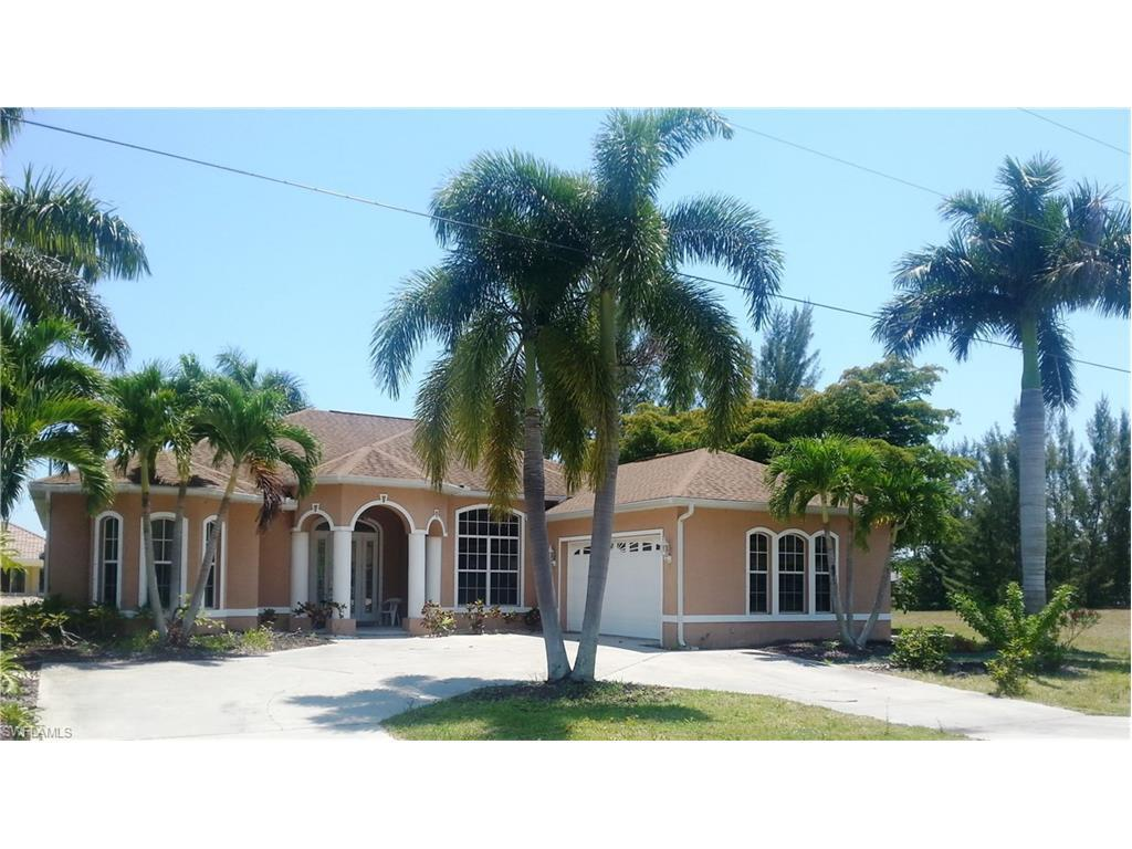 416 SE 29th St, Cape Coral, FL 33904 (MLS #216061651) :: The New Home Spot, Inc.