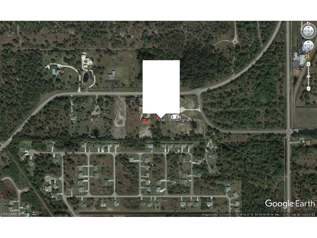 7681 Buckingham Rd, Fort Myers, FL 33905 (MLS #216061661) :: The New Home Spot, Inc.