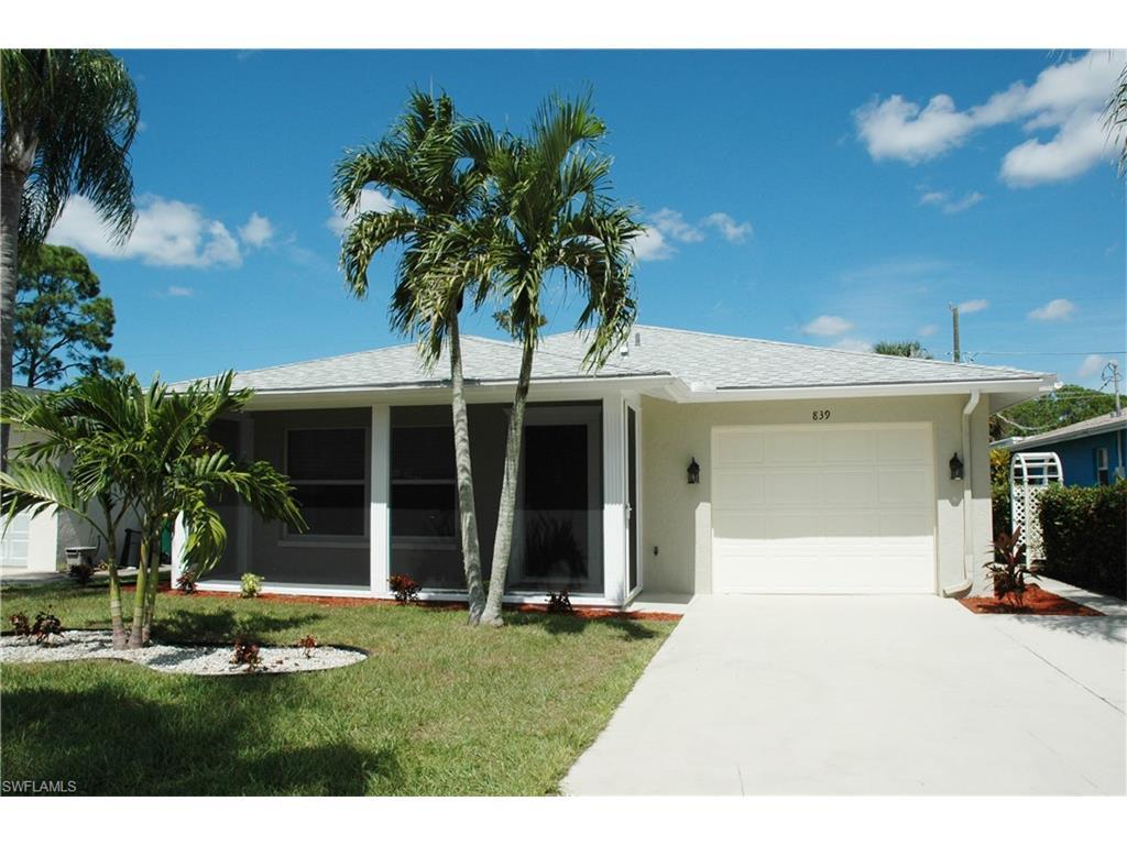 839 98th Ave N, Naples, FL 34108 (MLS #216061750) :: The New Home Spot, Inc.