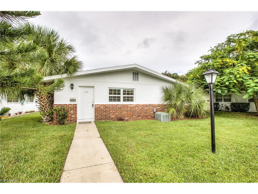 813 Courtington Ln #2, Fort Myers, FL 33919 (MLS #216061927) :: The New Home Spot, Inc.