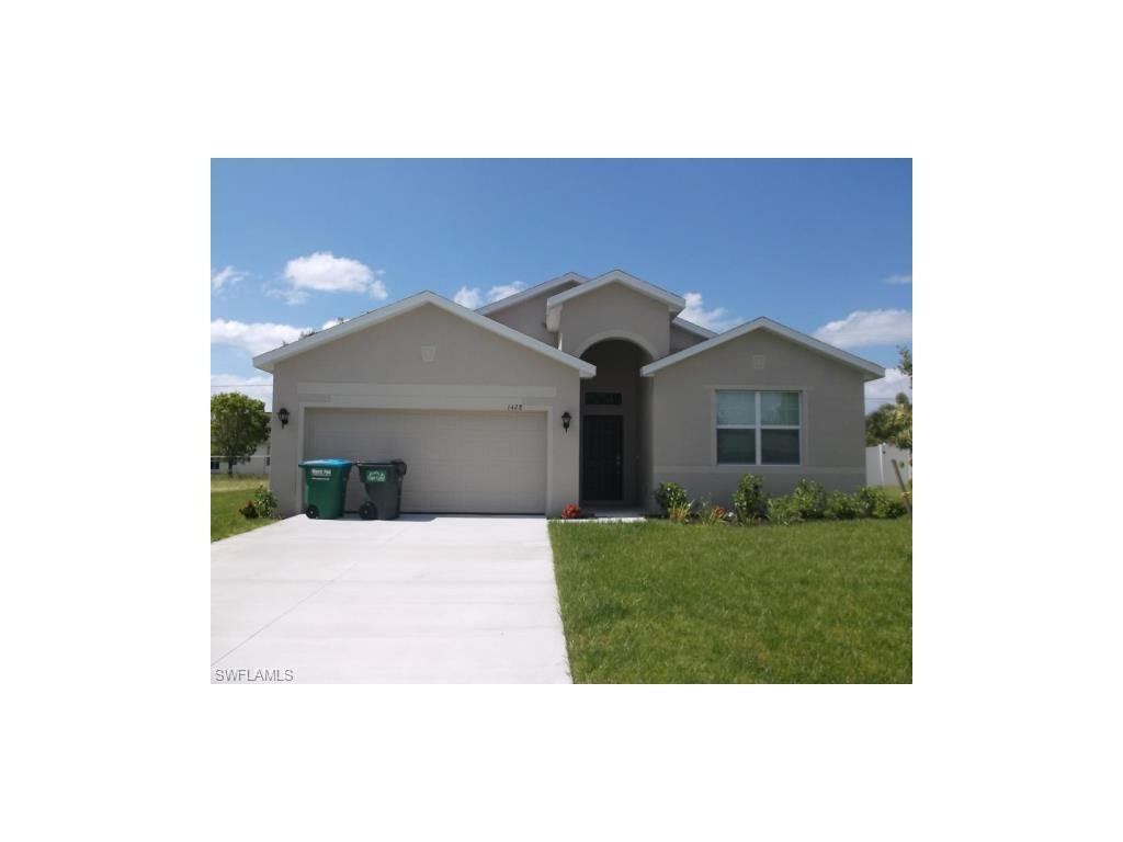 1428 SW 29th Ter, Cape Coral, FL 33914 (MLS #216061989) :: The New Home Spot, Inc.