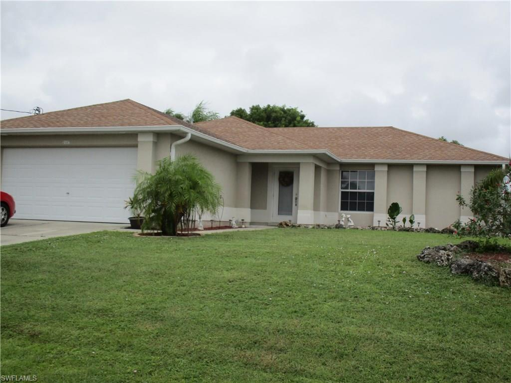 2107 SW Embers Ter, Cape Coral, FL 33991 (MLS #216062009) :: The New Home Spot, Inc.